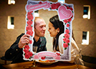 Reserved Brits upping the romance stakes this Valentine's Day