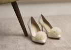 The Outnet.com's Wedding Boutique offers a Charlotte Olympia bridal discount package for Valentine's Day