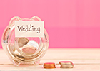 Find out how much your wedding could cost you per day