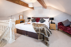 Melissa Barker reviews the luxurious Tottergill Farm