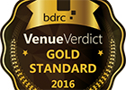 The Grand Brighton strikes Gold with VenueVerdict