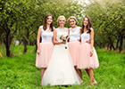 Why being a bridesmaid is a full time job