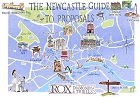 5 Reasons to Propose in Newcastle
