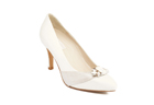 Introducing Silvia Lago bridal shoes