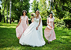Calling all brides with single bridesmaids