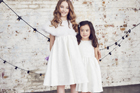 River Island unveils a spring occasionwear collection for kids