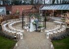 Wedding fair at The Walled Garden at Beeston Fields