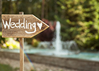 Your wedding journey begins here - London Gatwick!