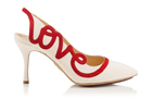 Charlotte Olympia relaunches bridal collection
