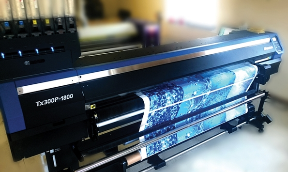Photo-quality fabric printing servicelaunches