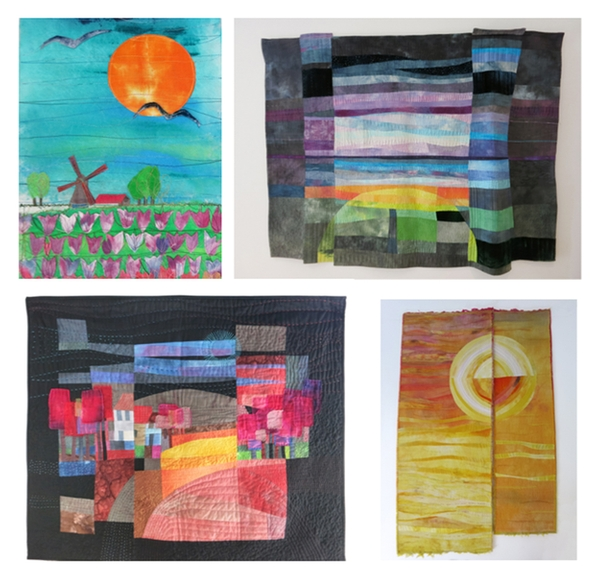 The Festival of Quilts marks Ineke Berlyn's life with gallery collection