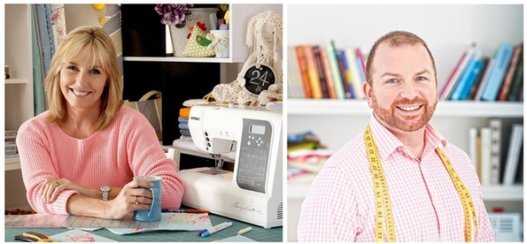 Create and Craft sponsor Super Theatre at The Great British Sewing Bee Live