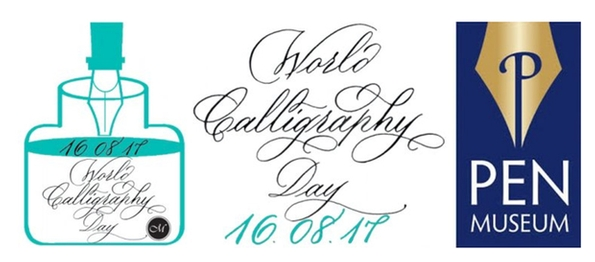 Countdown to Calligraphy Day!