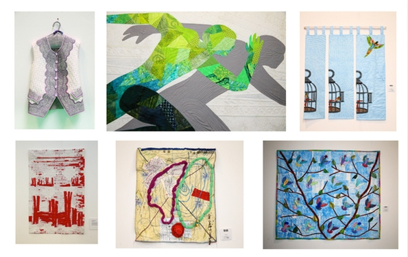 The Festival of Quilts 2017 competition winners announced