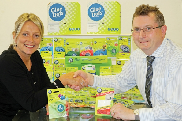 Glue Dots International Appoints New Distributor, Personal Impressions
