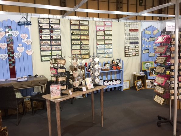 Giftware firm to showcase new brand at Autumn Fair