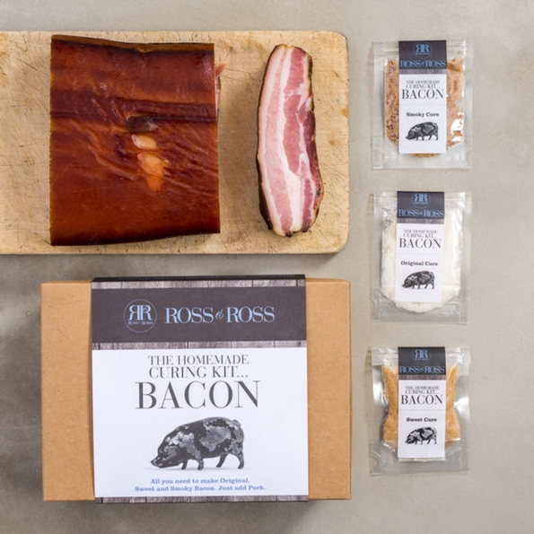 Ross & Ross Food launch NEW curing kits & Christmas Roast range