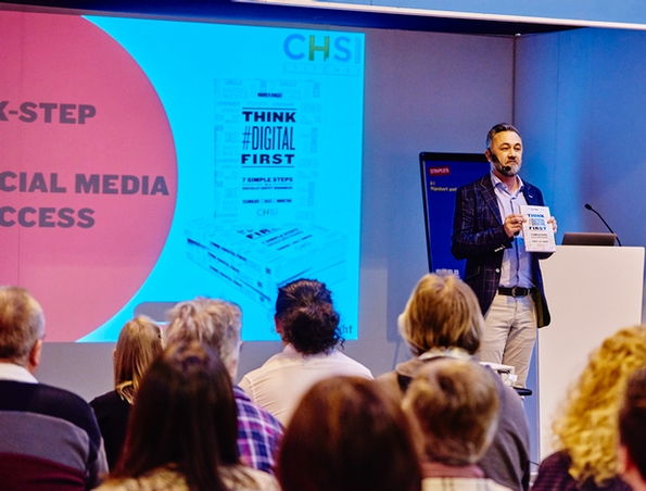 ICHF Events announce new Creative Forum and the first release of key industry data at CHSI Stitches 2018