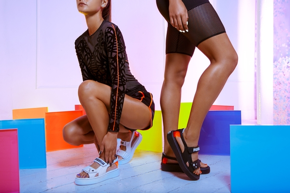 Puma and Sophia Webster unveil debut collaborative footwear collection