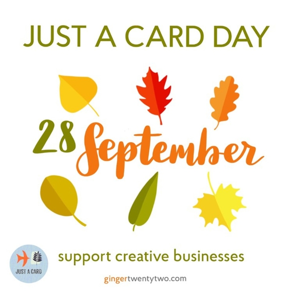 Supporting local and independent businesses with Just a Card campaign