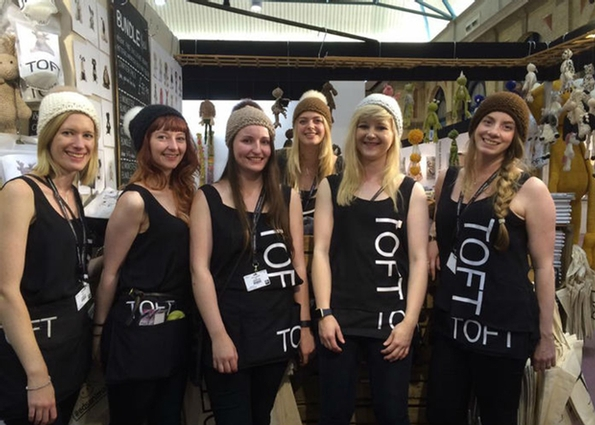Top up your talents at The Knitting & Stitching Show London