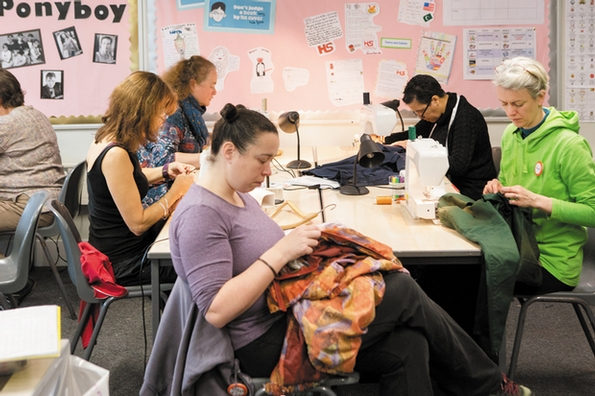 Sewing & craft volunteers needed to help homeless people this Christmas