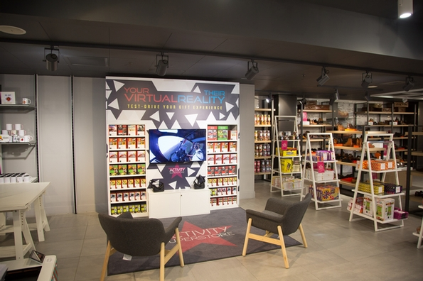 Activity Superstore and Debenhams team up for immersive retail experience with real ROI