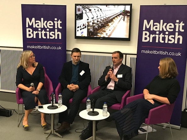 Make it British Manchester forum demonstrates the power of 'Brand British'