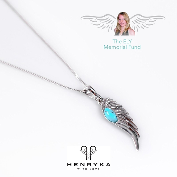 Henryka partners with The ELY Memorial Fund to create special necklace