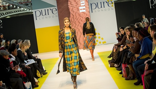 Increase in ethical brands at Pure London highlights importance of sustainability within the industry