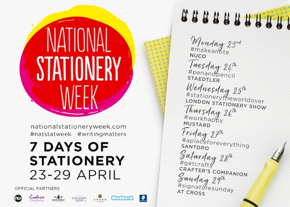 For the love of stationery!