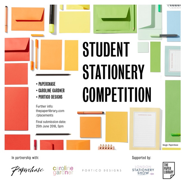 Student stationery competition launches