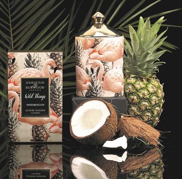 Ashleigh & Burwood's Pinemingos is named one of the Best New Home Fragrances of 2018