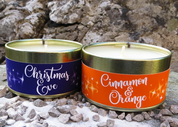 Pintail Candles launches new Scents of Christmas range