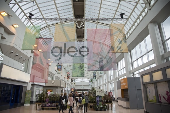 Glee organisers report display of support from the garden retail sector