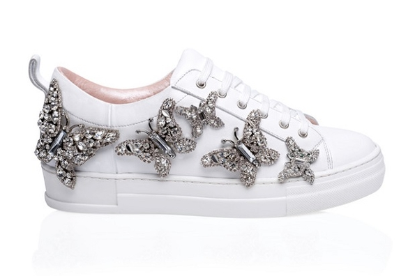 Aruna Seth launches limited edition sneaker