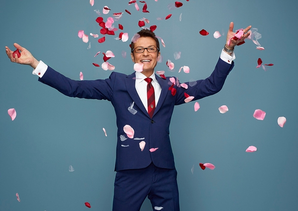 Exclusive - Randy Fenoli to launch his brand new bridal collection in Europe