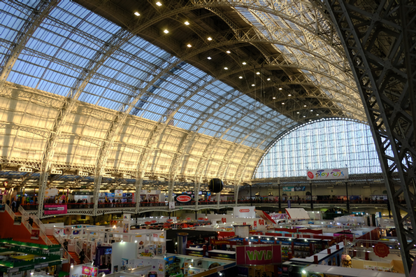 Toy Fair 2019 exhibition space sold out