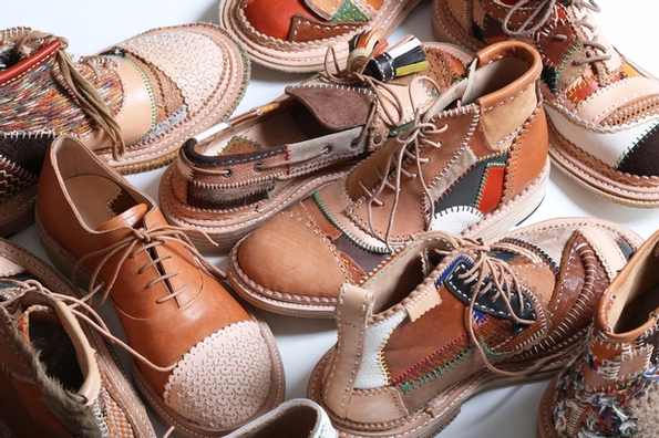 YKK London Showroom celebrates fine craftsmanship with Takafumi Arai shoe collection