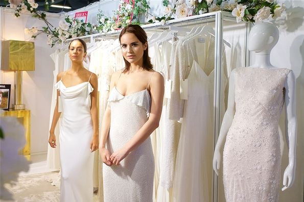 London Bridal Week Rebrands to London Bridal Fashion Week for 2019