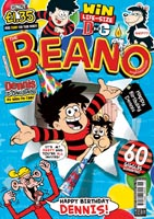 Dennis the Menace hits sixty