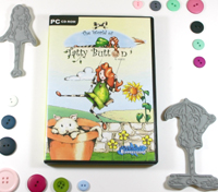 The World of Tatty Button CD ROM Arrives