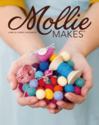 Mollie Makes - new magazine from Future