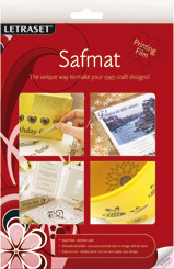 Letraset launch new Safmat
