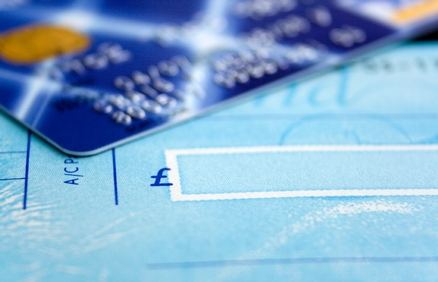 Cheque guarantee card scheme ends