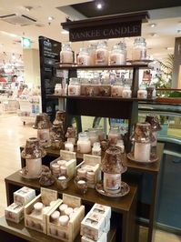 Yankee Candle® in top Italian department store