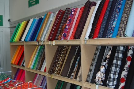 New store for Abakhan Fabrics