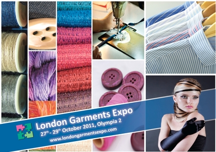 London Garments Expo 2011
