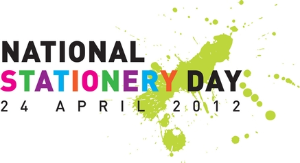 National Stationery Day on the calendar