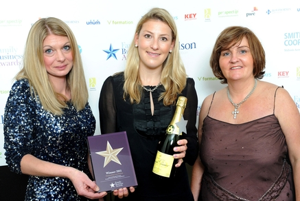 Merrythought recognised for outstanding contribution